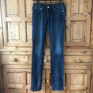 7 for All Mankind Skinny Jeans 25